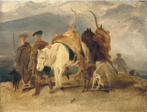 Sir Edwin Henry Landseer, R.A.