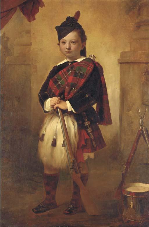 Scottish school, 19th Century