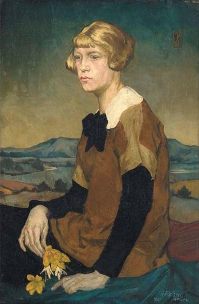 Mary Nicol Neill Armour, R.S.W