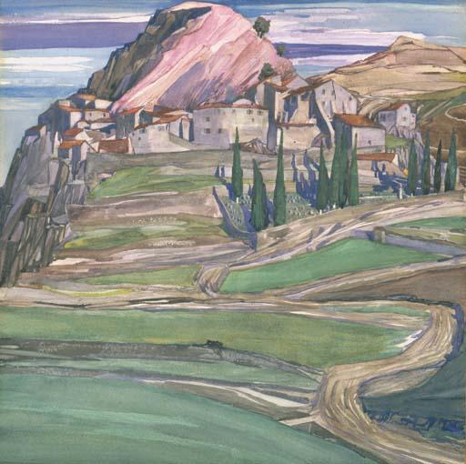 Charles Rennie Mackintosh, R.S