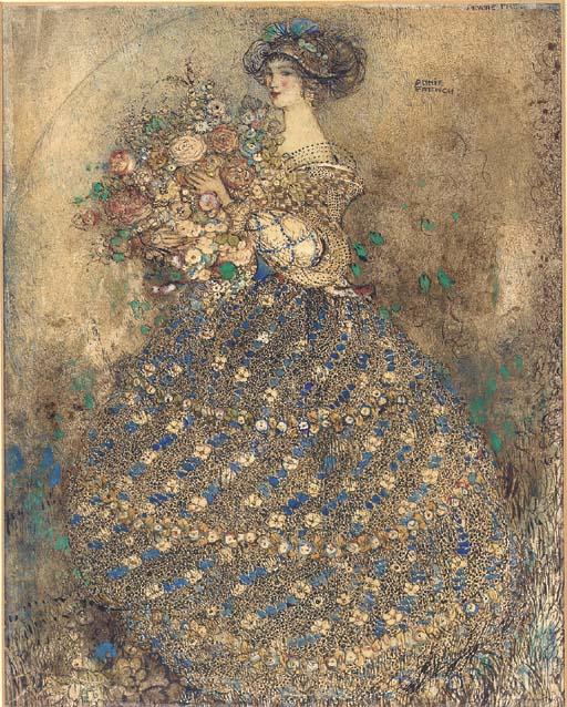 Annie French (1872-1965)