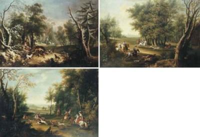 Joseph Stephan (Munich 1709-17