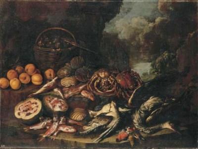 Circle of Giacomo Recco (Naple