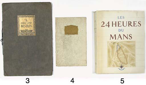 Le Mans Histoire 1923-1954 - R