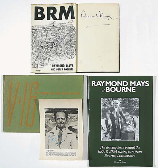 BRM - Mays and Roberts 19??; f