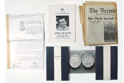 Jim Clark - Berwickshire News