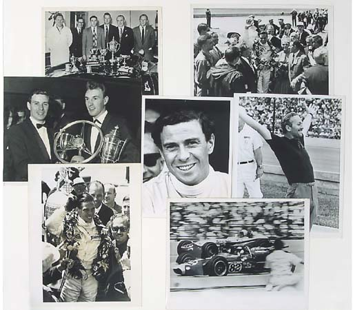 Jim Clark - A collection of mo