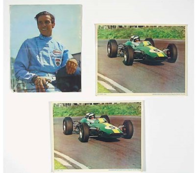 Jim Clark - Acollection of pho