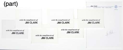 Jim Clark - A small group of p