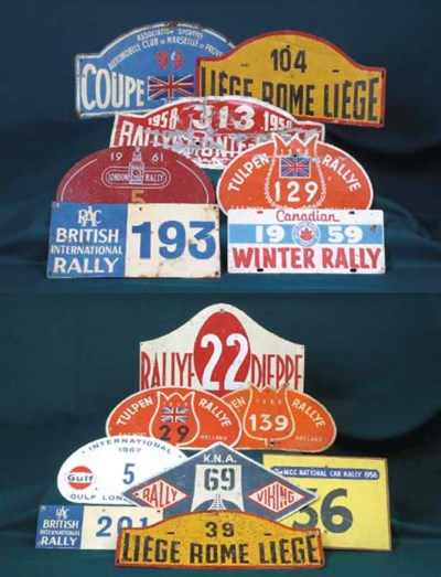 Monte Carlo Rally & Others  -