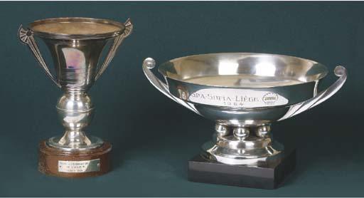 Coupe des Alpes - 1960; A sil