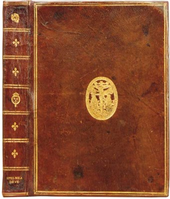 BIBLE, Psalms in Latin -- Le p