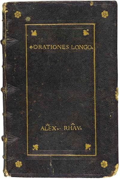 LONGOLIUS, Christophorus (c.14