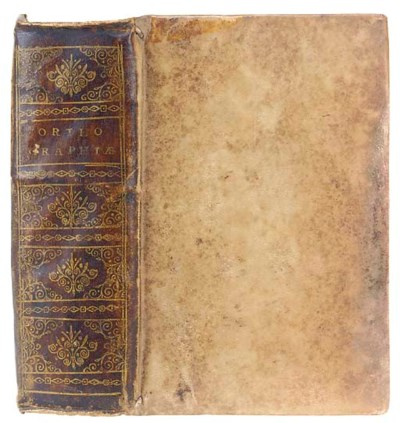 MANUTIUS, Aldus, the younger (