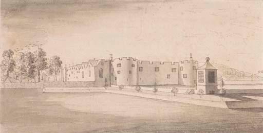 P. TOMS (FL. MID-18th CENTURY)