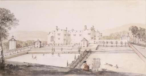 PETER TILLEMANS (1684-1734)