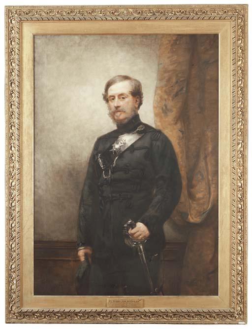 THE HON. HENRY RICHARD GRAVES