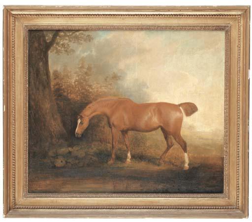 GEORGE GARRARD, A.R.A (1760-18