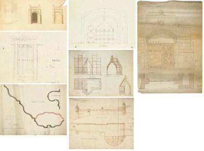 AUGUSTUS WELBY PUGIN (1812-185