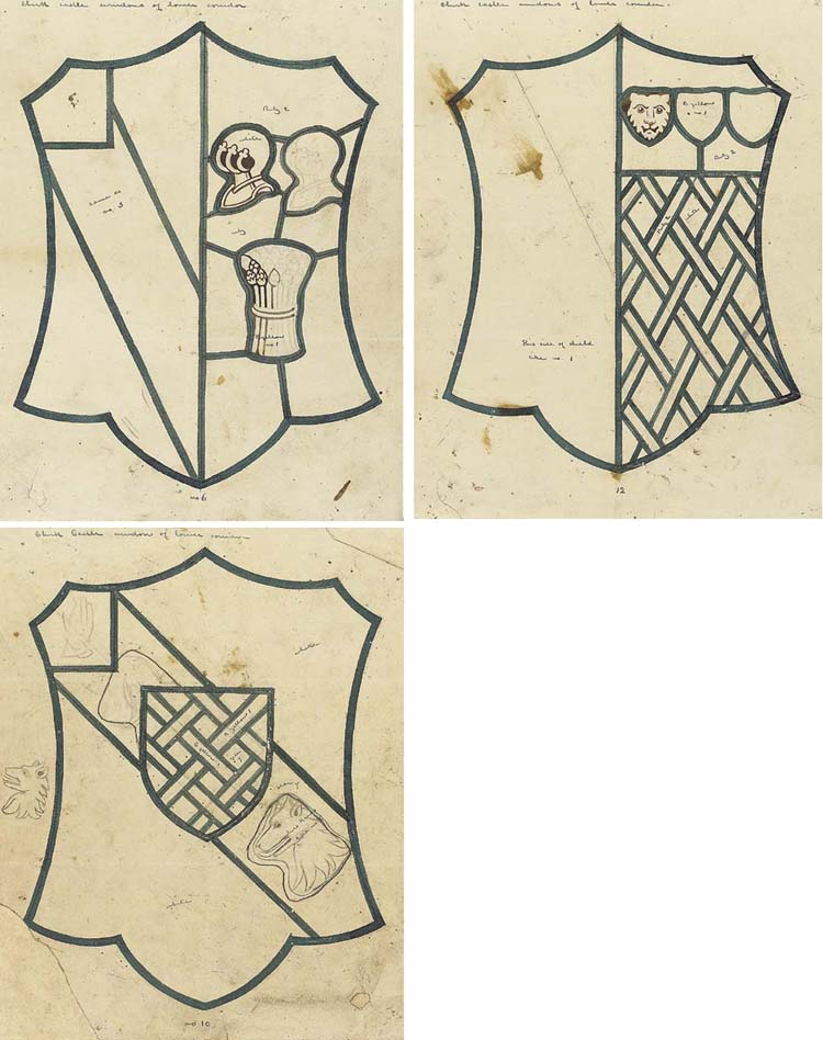 Attributed to A.W.N. Pugin and