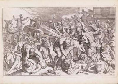 THULDEN, Theodor van.  Les Tra