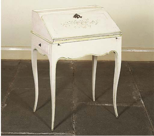 A FRENCH PROVINCIAL STYLE BURE