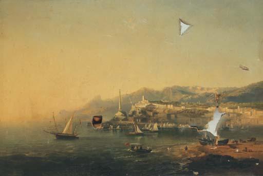 PIETER FRANCIS PETERS (1818-19