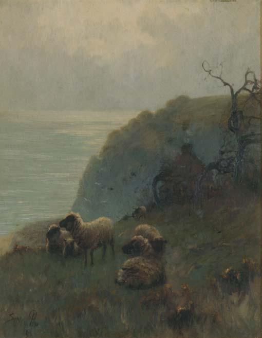 SYDNEY PIKE (Fl. 1880-1907)