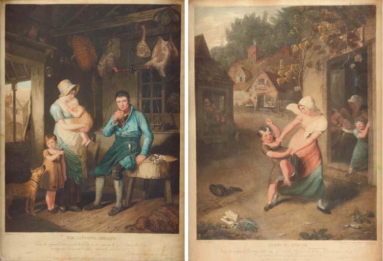 AFTER JAMES HOLMES (1777-1860)