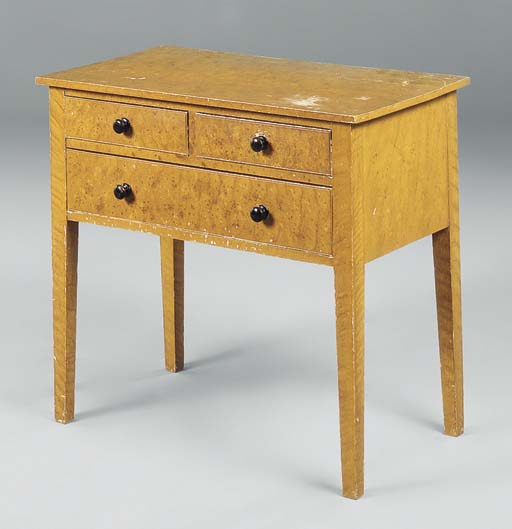 A VICTORIAN LATER-GRAINED PINE