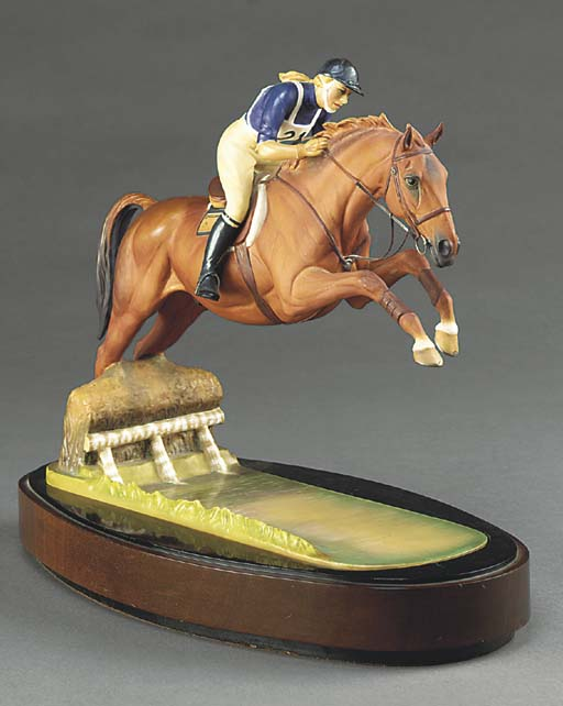 A ROYAL WORCESTER EQUESTRIAN M