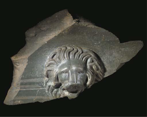 A ROMANO-EGYPTIAN GREYWACKE SA