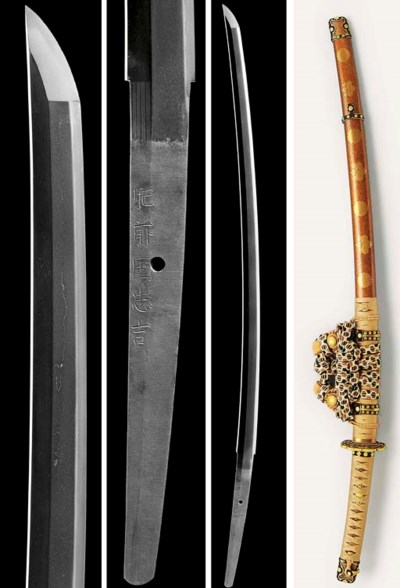 An Itomaki Tachi with a Tadayo