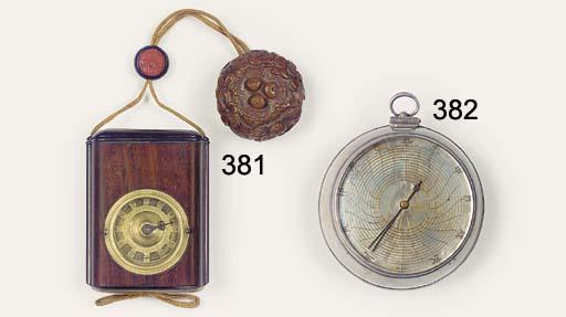 AN INRO CLOCK