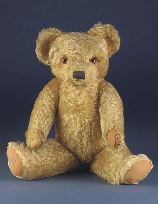 A fine Merrythought teddy bear