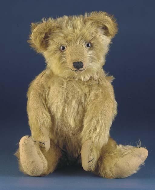A Bing teddy bear
