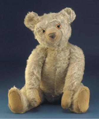 A large early Chad Valley tedd