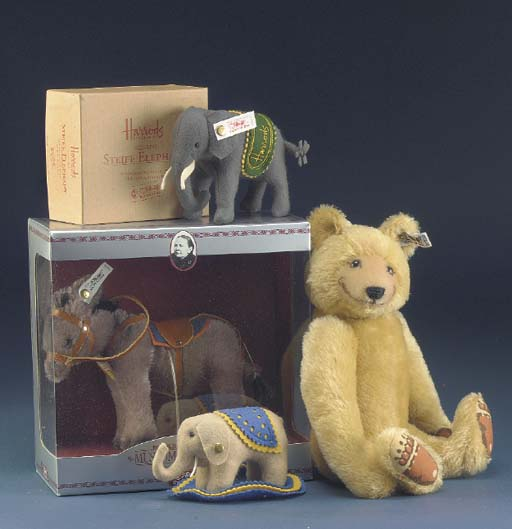 A Steiff Museum Collection Don