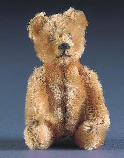 A Rare Schuco minature teddy b