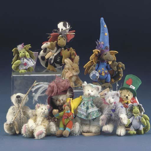 Deb Canham miniatures