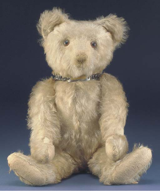 A Crämer teddy bear