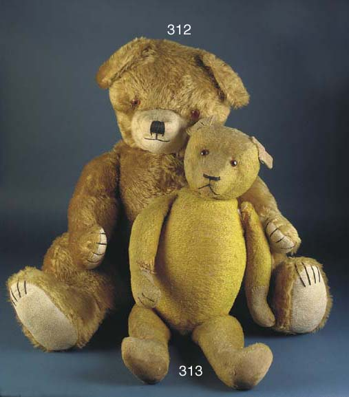 'Blenheim', a German teddy bea