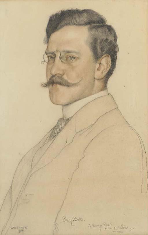 William Strang, R.A. (1859-192