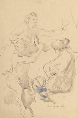 Paul Wyeth, R.P., R.B.A. (1920