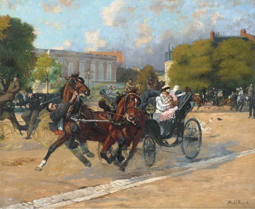 René-Maxime Choquet (French, c