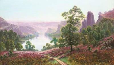 Gaston Anglade (French, 1854-1