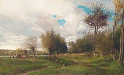 Emile Lambinet (French, 1815-1
