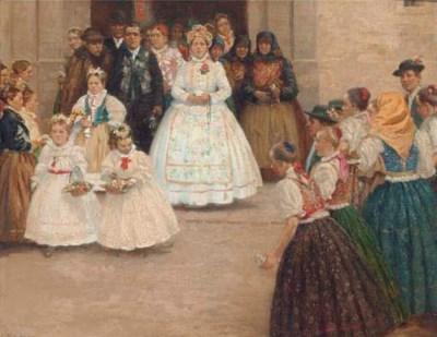 Hans Tschelan (Austrian, 1873-