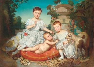 Fouet (French, circa 1854)