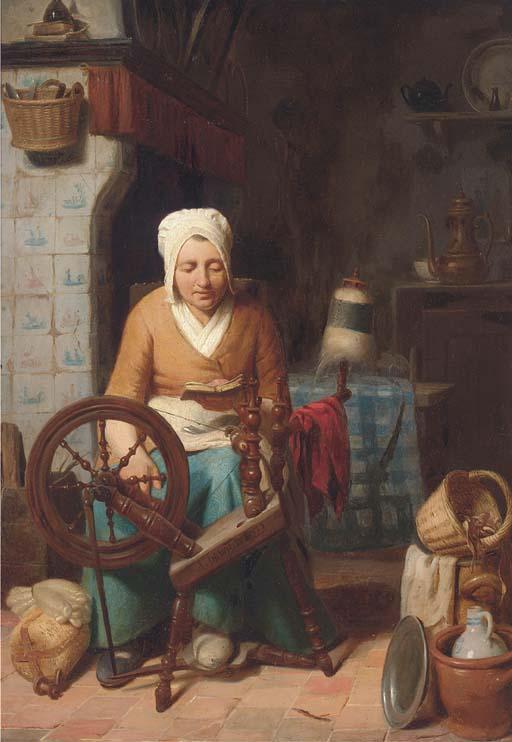 August de Wilde (Belgian, 1819